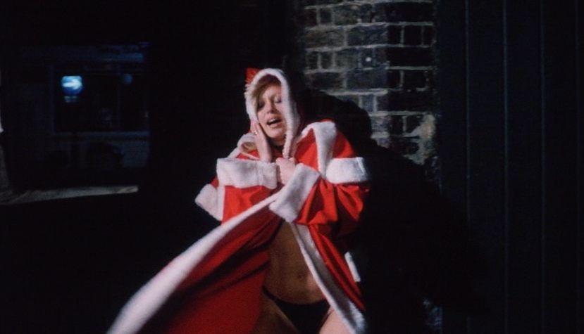 Рождественские фильмы ужасов