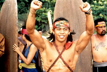 SURF NINJAS, Ernie Reyes Jr., 1993 (c)New Line Cinema